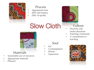 Slow Cloth