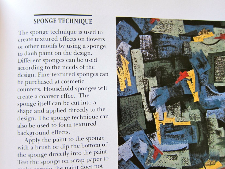 Textile Design: The Complete Guide to Printed Textiles for Apparel and Home Furnishing by Carol Joyce, 1993, Watson-Guptill, page detail 2